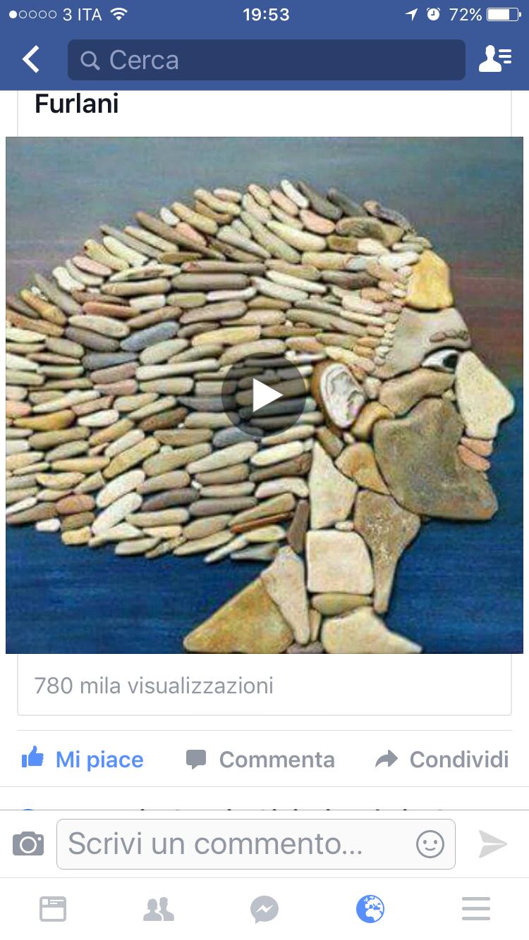 780.000 VISUALIZZAZIONI  Sassi d'Autore